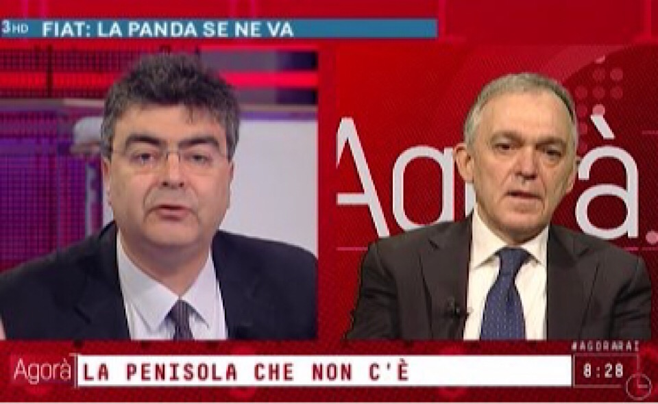 Emanuele Fiano, Enrico Rossi
