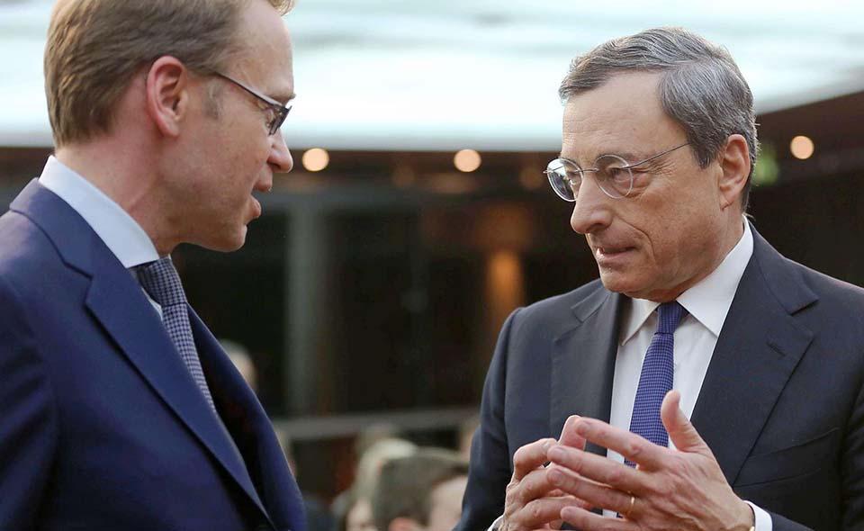 Weidmann Draghi1
