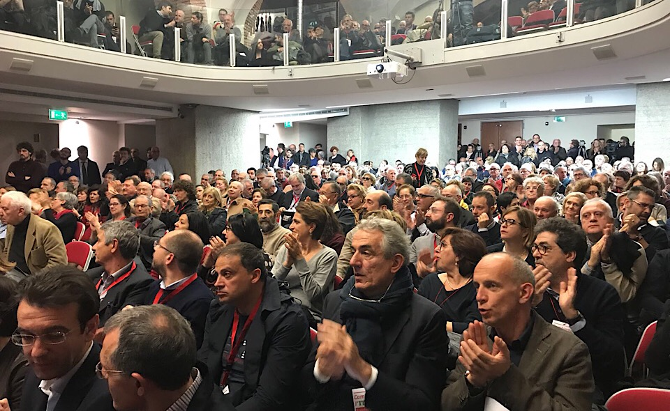 Renzi, con Mdp vedremo, ma no a art. 18