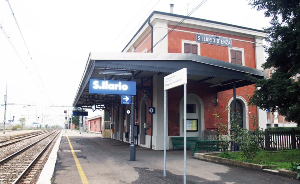 La stazione di Sant'Ilario