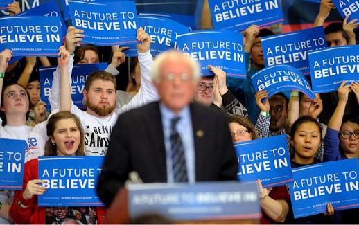 Sanders Millenial
