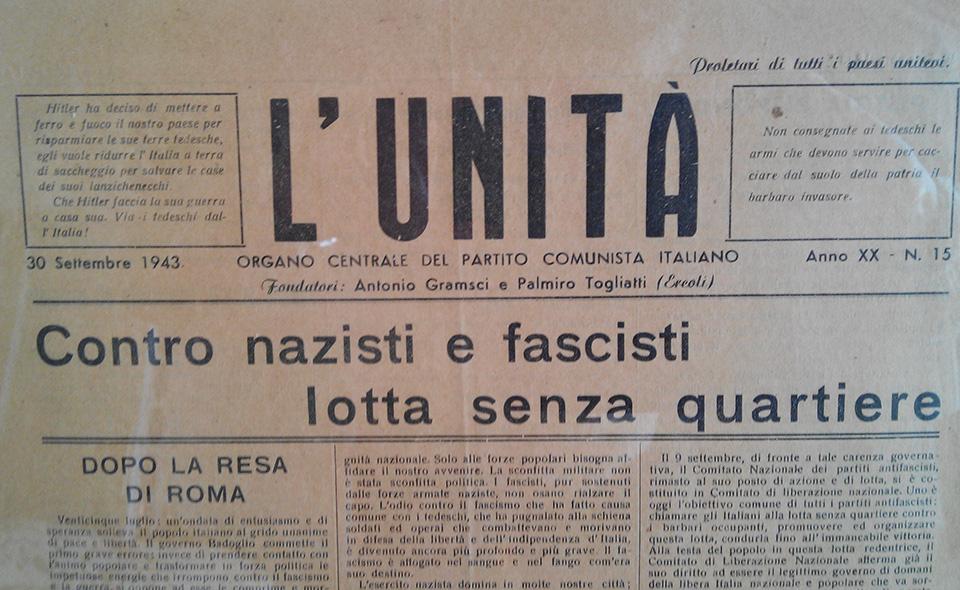 LUnitaclandestina
