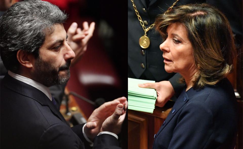 La battaglia delle presidenze elisabetta alberti for Camera e senato differenze