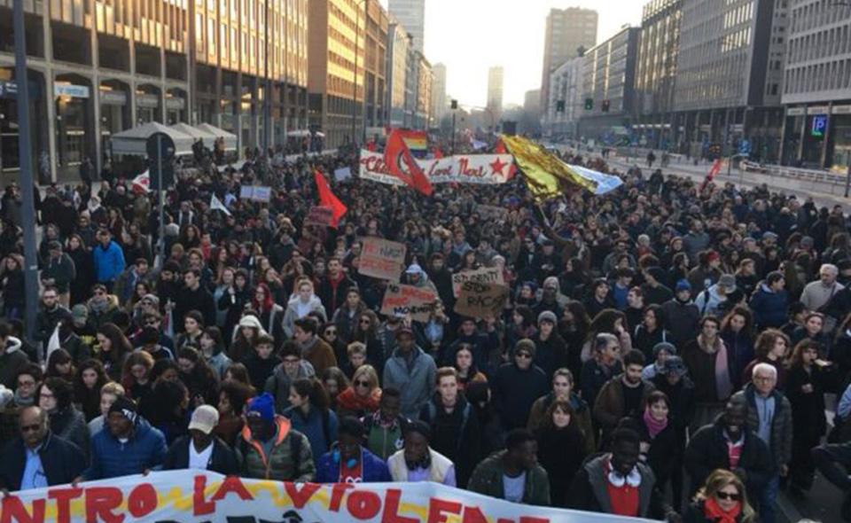 Manifestazione_Antirazzista_Milano