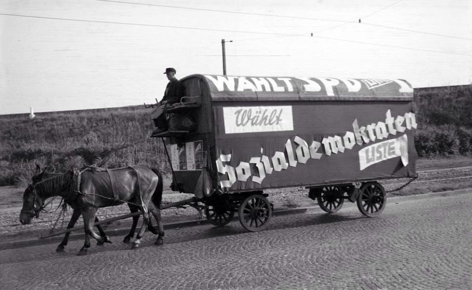 Carro socialdemocratico