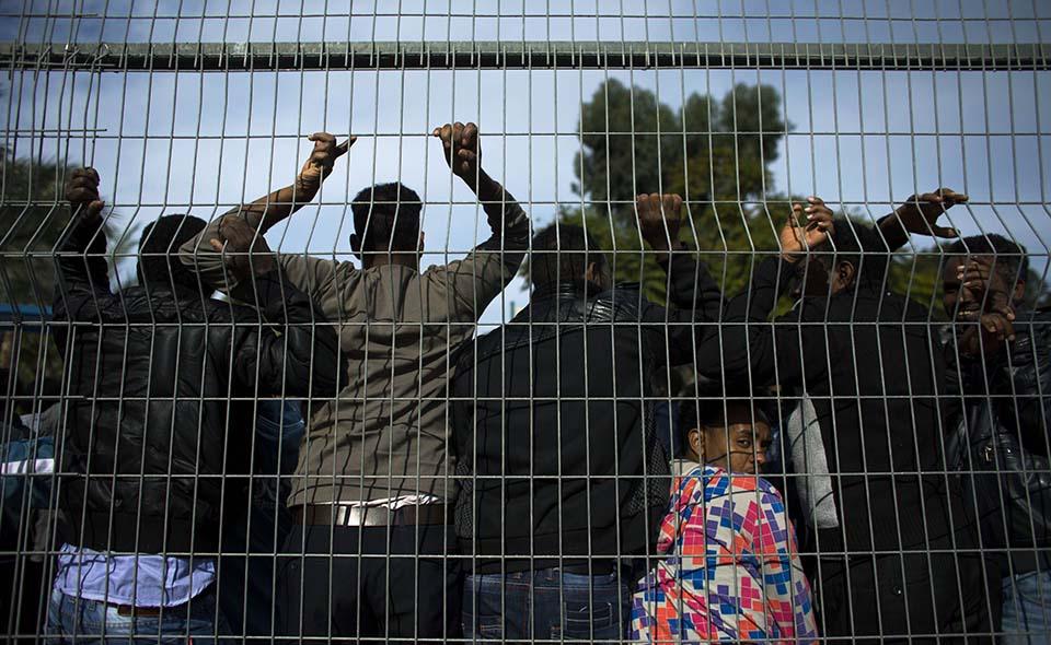 Rifugiati-detenuti