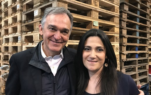Denise Latini Enrico Rossi
