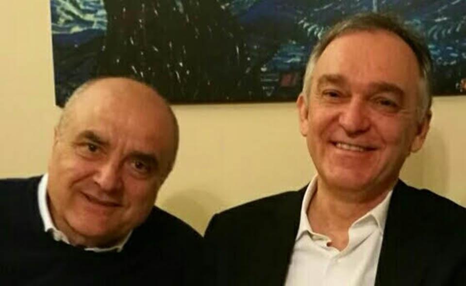 Andrea De Simone, Enrico  Rossi1