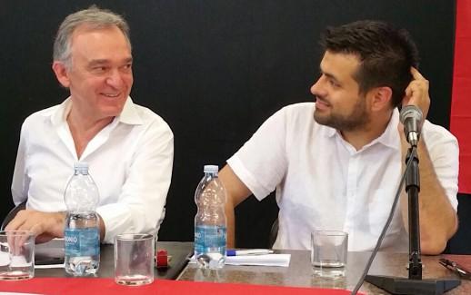 Enrico Rossi Mirko Tutino