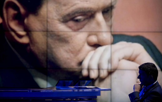 Berlusconi_Renzi