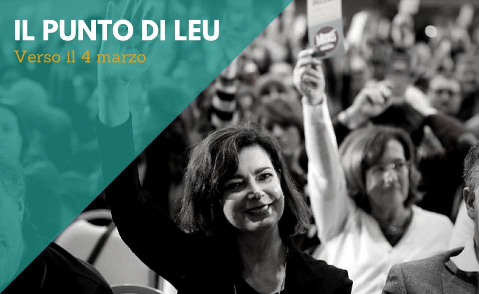 Il punto di leu_Laura Boldrini