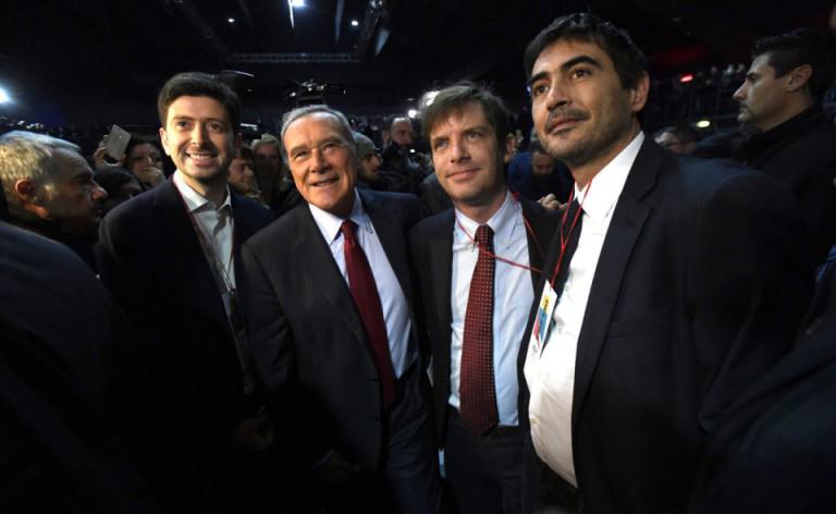 Grasso_Fratoianni_Civati_Speranza